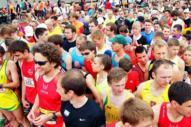 Pusmaratonis