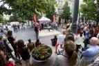Sekmadienį Vilniuje šurmuliuos sporto diena