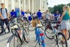 Naujieji metai – ant dviračio