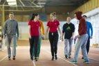 Fiziškai aktyvūs paaugliai - sveikesni