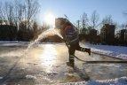 Vilniuje - 11 nemokamų čiuožyklų