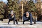 Kaip pasiruošti žiemos treniruotei lauke?