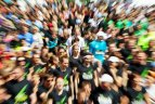 """Vilniuje vyko tarptautinis bėgimas """"Nike Aš bėgu. Vilnius / DNB Pusmaratonis""""."""