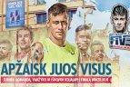 """Neymar Jr's Five"" mikrofubolo čempionatas sugrįžta"