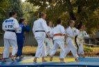 Susirasti sporto šaką – į Ąžuolyno parką