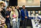 """""""Garmin"""" parduotuvės atidaryme žymūs sportininkai dalijosi patarimais pradedantiesiems"""