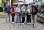 Žygis Lietuvos pajūriu pasaulinei širdies dienai paminėti. II diena