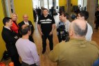 Pristatyta naujai įsteigta Lietuvos sveikatingumo klubų asociacija