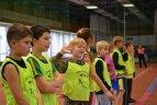 Nuotaikingos LSU varžybos moksleiviams - pagal IAAF rekomendacijas.