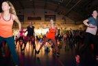Šimtai kauniečių liejo prakaitą 340 minučių sporto iššūkyje