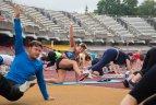 Kauniečių laukia penkios treniruotės