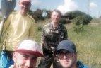Irklentėmis Nemunu - 460 km