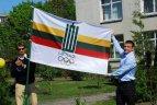 """Mažosios olimpinės žaidynės """"Sveikata ir stiprybė – olimpinė vertybė"""