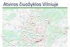 Vilniuje – dvigubai daugiau nemokamų čiuožyklų po atviru dangumi nei pernai